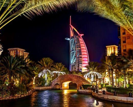 burj-al-arab-night-view