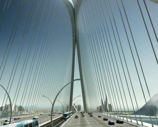 sheikh-Rashid bin Saeed Crossing-Project in Dubai
