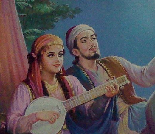 Mughal-era-indian-painting