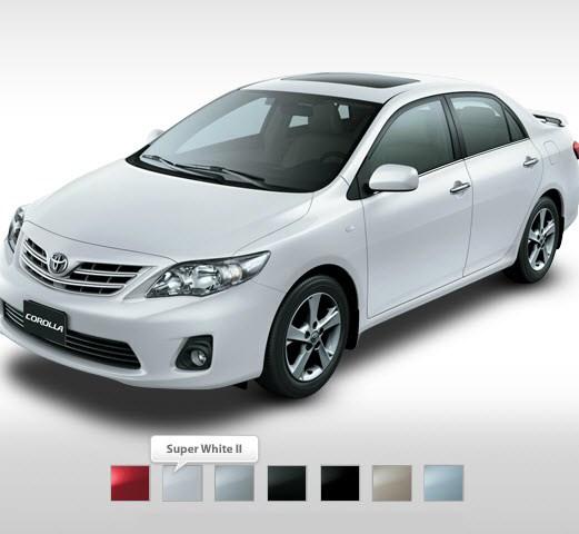 Toyota-corolla-XLI-GLI-Mid-range-2013-White-color-in-Dubai-Pakistan-India-USA
