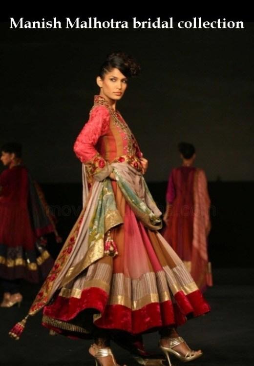 Manish-Malhotra Bridal Dress Collection 2013. with Price