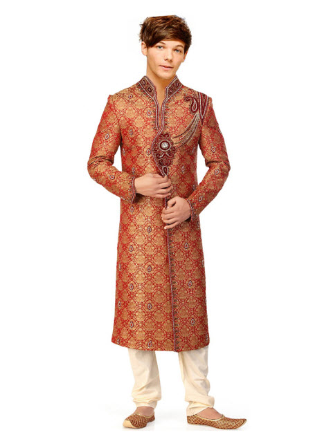 World Most-expensive Men wear sherwani 2013