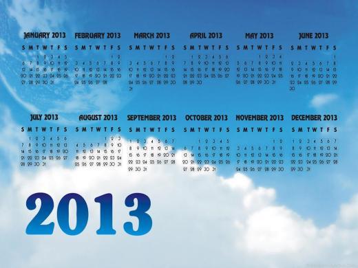 2013_Calendar