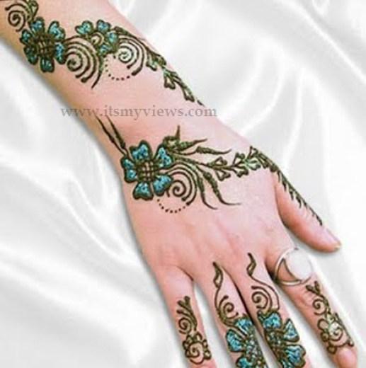 Latest-pakistani-eid-mehndi-designs-2013-2014