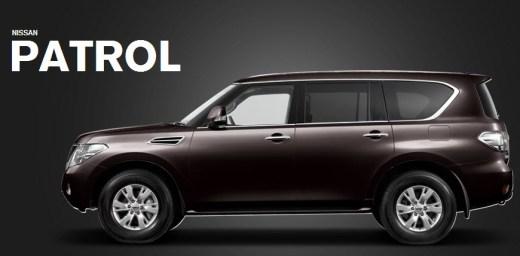 Nissan-Patrol-2013-2014 Best-Color in Auto Market