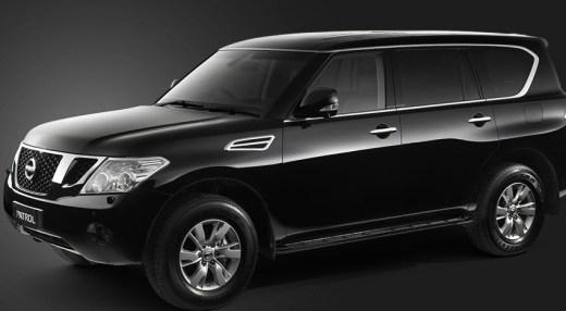 Nissan-Patrol-2013 2014 Black-Color-Picture