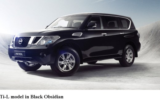 Nissan-Patrol-Ti-L 2013 Model Picture and price