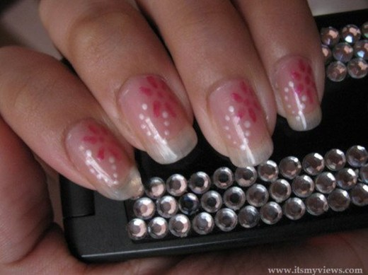 fabalous-nail-art-style-in-pink-color-2013-2014