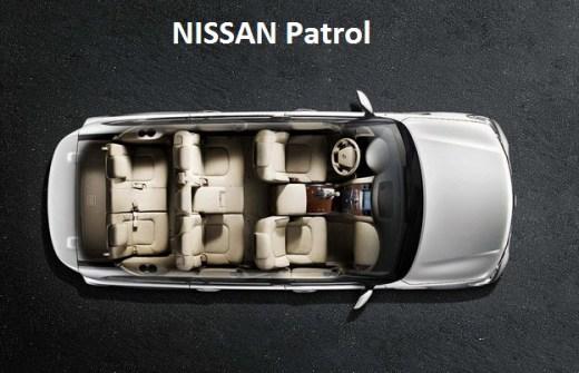 new-Nissan-Patrol-2013 Car Model interior view