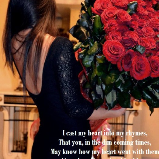 new romantic-rose-quote picture-for-valentine-to-share-with-your-girlfriend-2013-2014