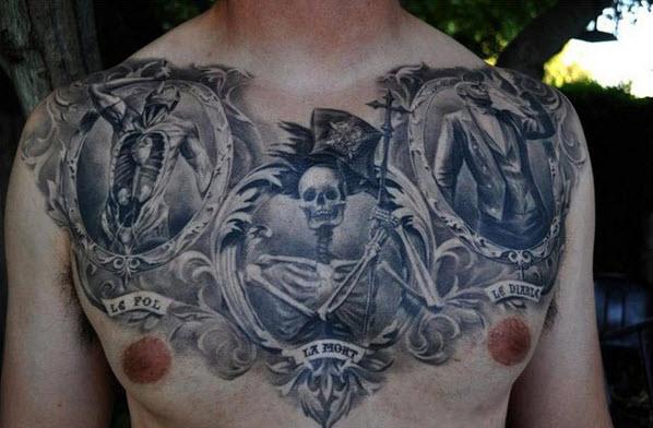 latest-Full-Body-dangerous-tattoo-design-for-man 2013 2014