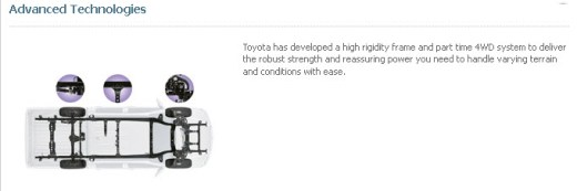 Toyota-Hilux-2013-2014-Advanced-technologies features