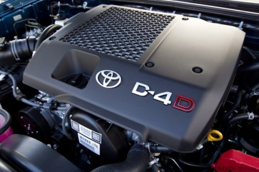 toyota-hilux-diesel-engine 2013 2014 picture