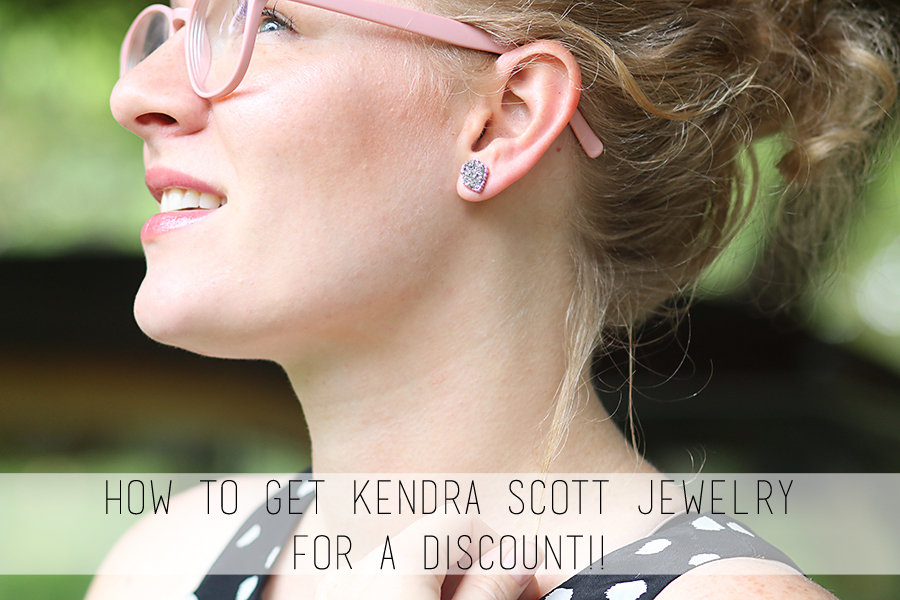 How to Get Kendra Scott Jewelry for a Discount!!!