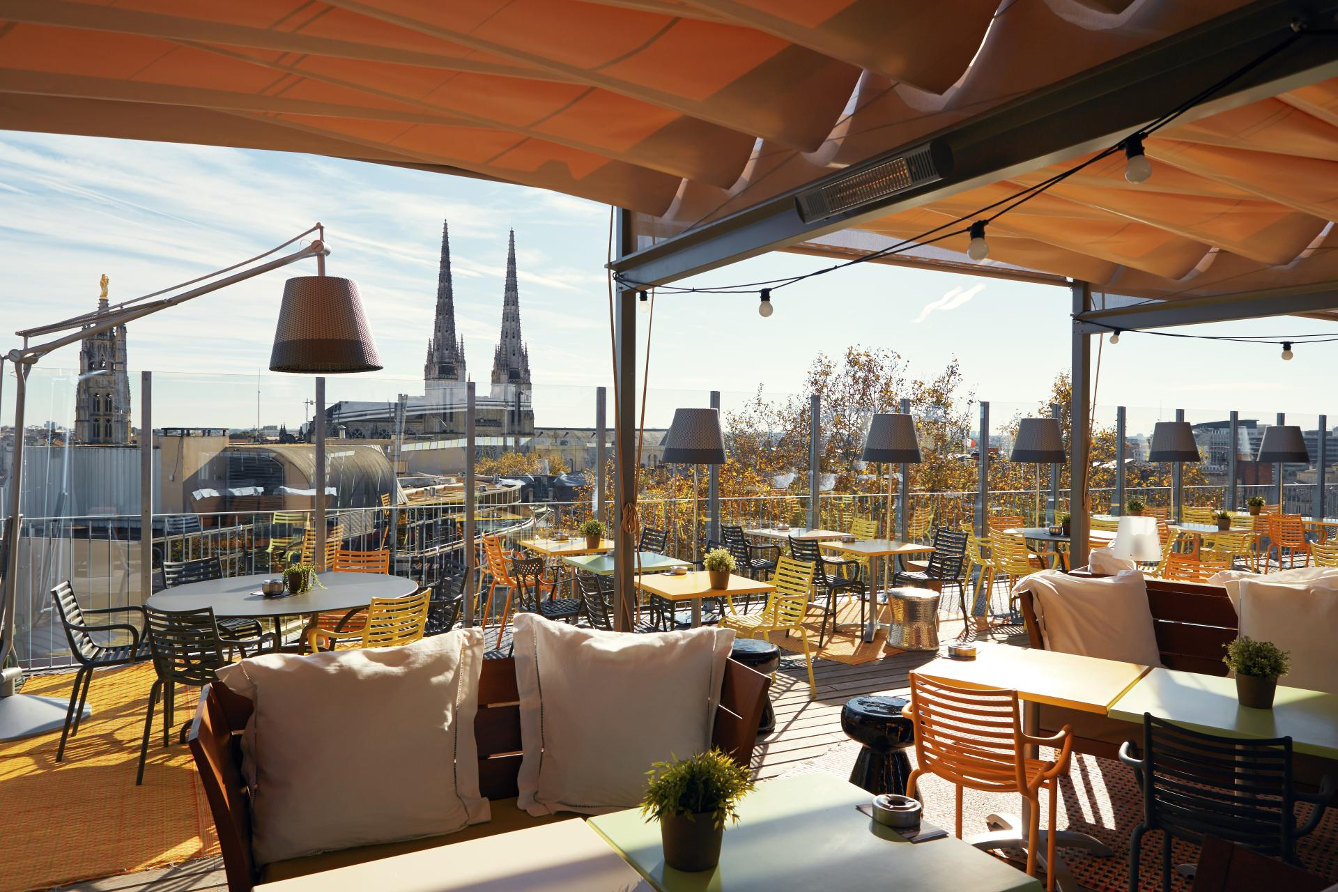 Toit Terrasse Bordeaux Bordeaux 24 Hours In The French Capital Of Wine With The Best