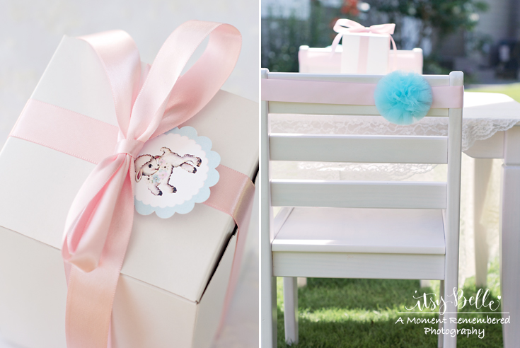 Little Lamb Vintage Girls Birthday Party Itsy Belle