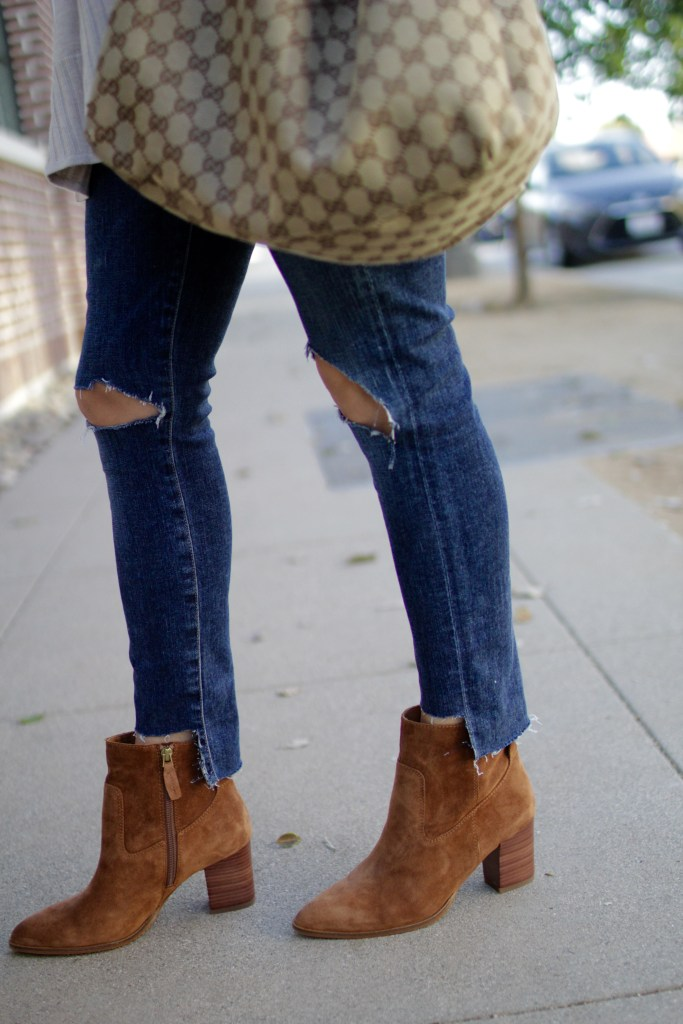 fall booties, itsy bitsy indulgences