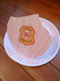Fire Engine Paper Plates, Fire, Free Engine Image For User ...