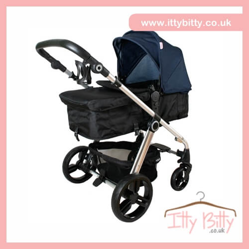 Toddler Stroller South Africa Billie Faiers My Babiie Mb150bd Denim Pram Baby Boutique