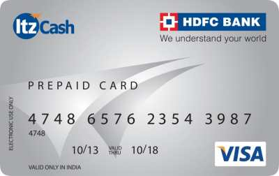 Accessing money anywhere is now possible with Itzcash Prepaid Card.