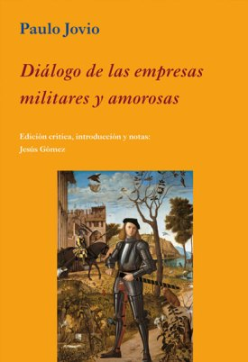 Portada Libro Diálogo de las empresas militares y amorosas