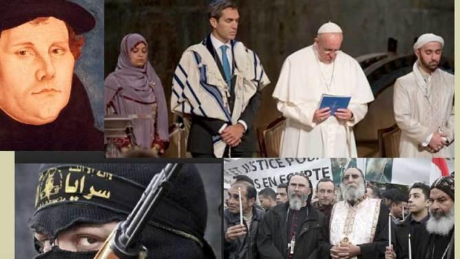 VIII Seminario Textos para un Milenio: Las religiones Encuentros y desencuentros