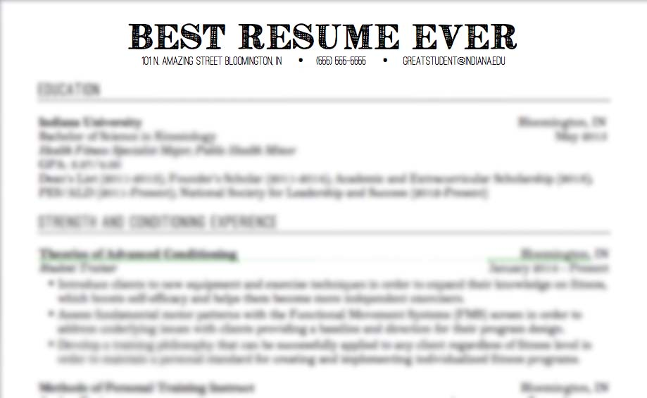 Resume Cover Letter Writing Sample Touro Law Center Make Your Summer Break Worthwhile – Career Services Blog