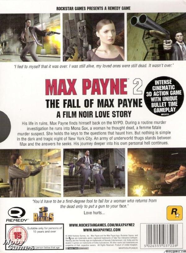 Max Payne 2 The Fall Of Max Payne Wallpaper Max Payne Hot Girls Wallpaper