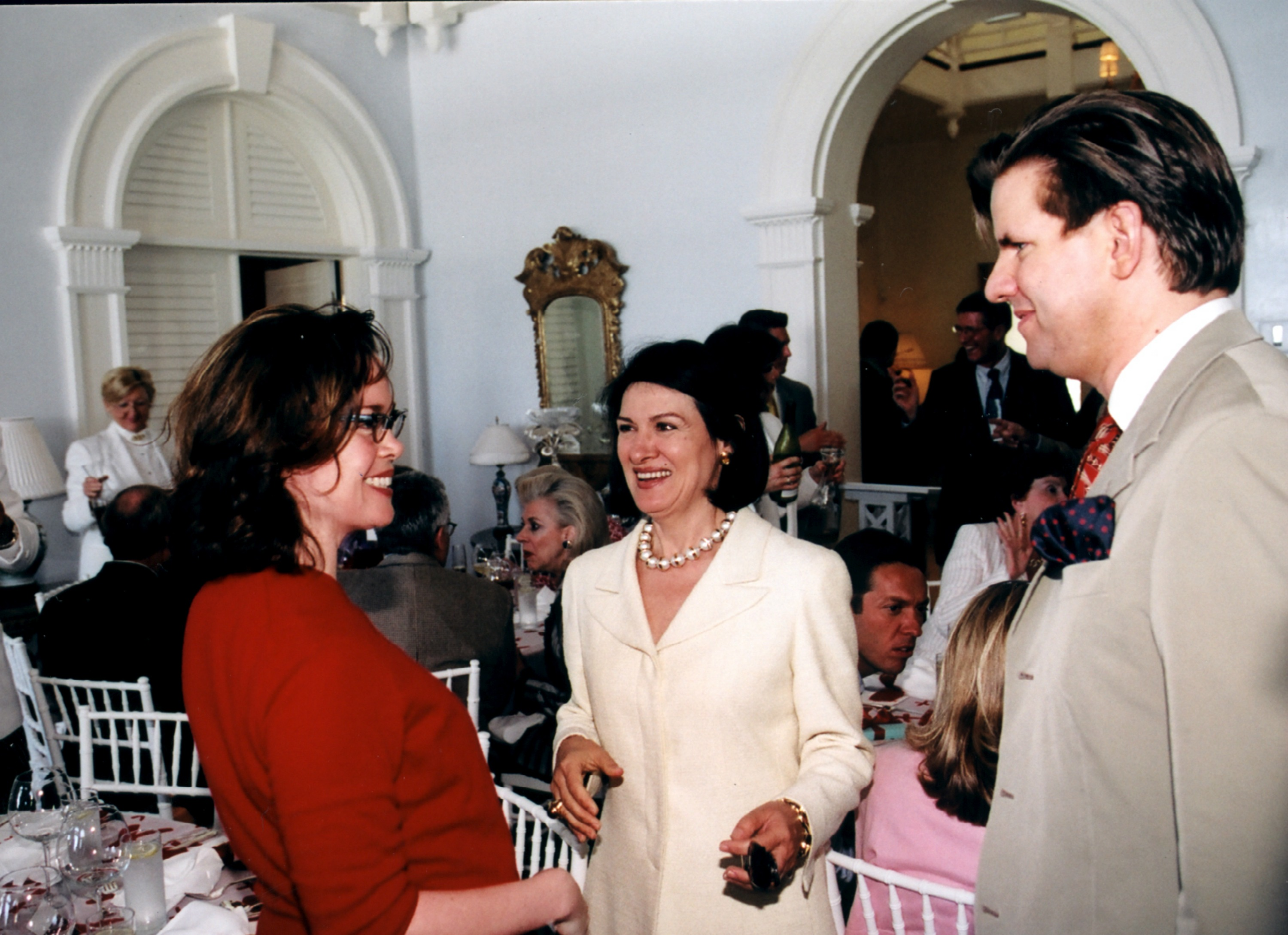 Paloma Picasso Lunch With Paloma Picasso Tiffany S Dove Of Design Iva Jewel