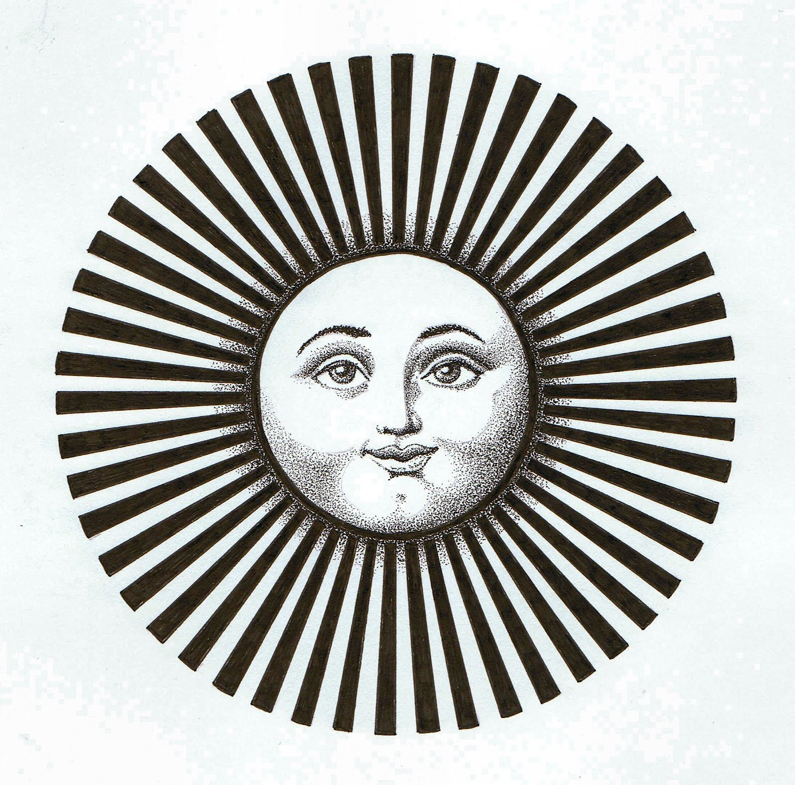 Fornasetti The Sun Of Fornasetti Pashion Flower