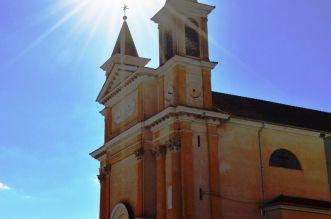 Foto: (BIC)Igreja Matriz Nossa Senhora do Rosário.