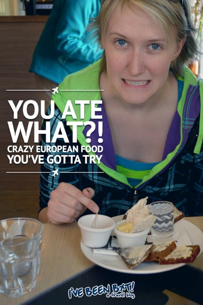 I've Been Bit! A Travel Blog :: You Ate What?! Crazy European Food You've Gotta Try | Europe, Food, Foodie, Adventurous, France, Hungary, Germany, Iceland, Scotland, Currywurst, Haggis, Escargot, Sheep Head Jelly, Blood Sausage, Fermented Shark |