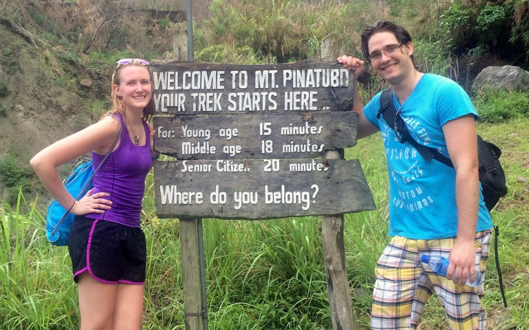 20 Minutes to the Mount Pinatubo Crater - Mt Pinatubo Tour :: I've Been Bit! A Travel Blog