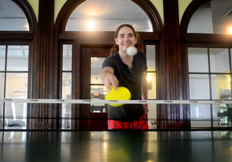 Breezes Bahamas Ping Pong