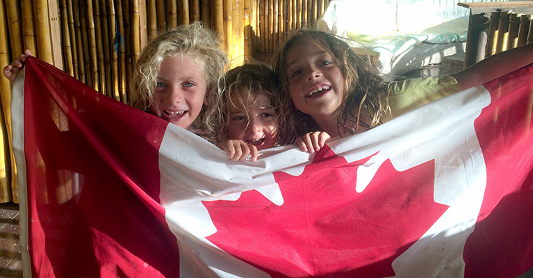 I've Been Bit! A Travel Blog :: What Canada Means To You