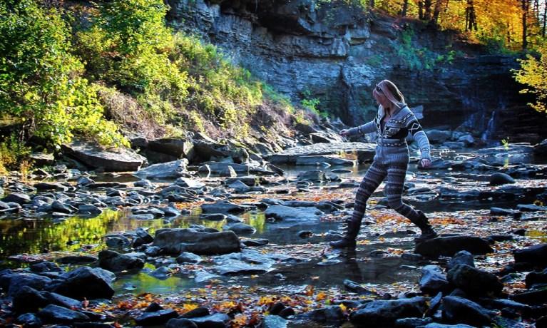 I've Been Bit! A Travel Blog :: 30 Walks 30 Days - Autumn Personal Health Challenge
