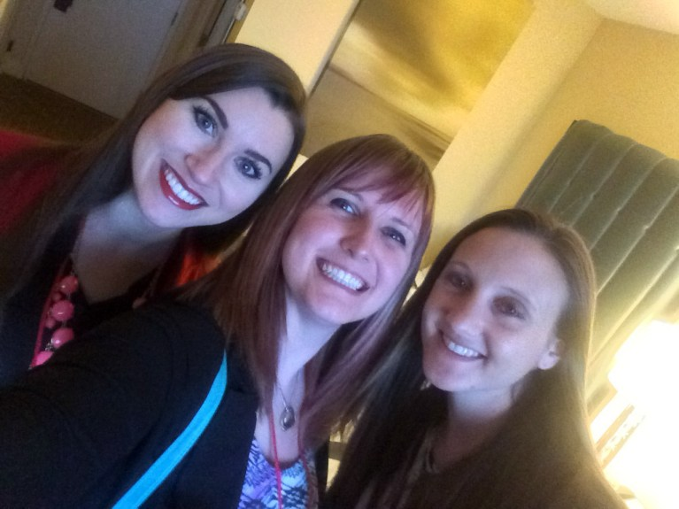 Reuniting at WITS - 2017 Round Up & Travel Recap :: I've Been Bit! A Travel Blog