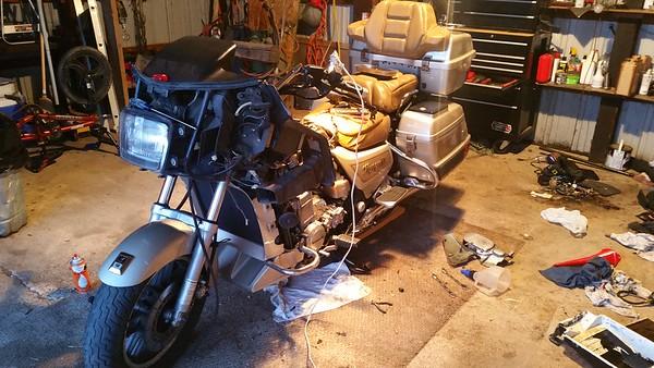 1996 Kawasaki Voyager Trunk Wire Harness Kawasaki Wiring Diagrams