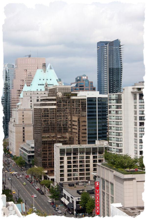 uitzicht vanaf ons hotel