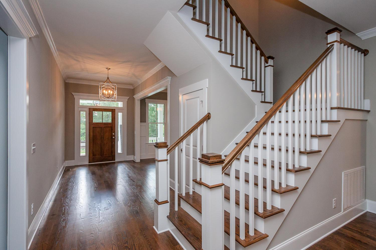 Staircases In Homes Foyer Staircases Photo Gallery Home Builders In Augusta Ga