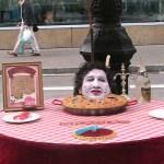 Barcelona, artista de la calle