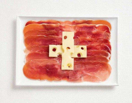 food flag 4