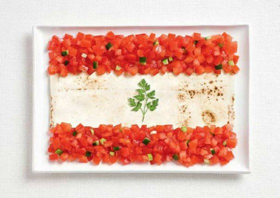food flags 7