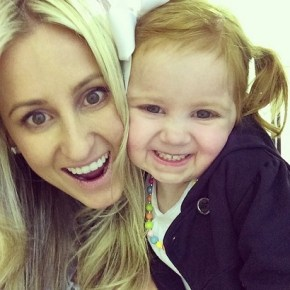 Roxy Jacenko and her daughter Pixie are off to Rome