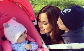 "Rebecca Judd: ""Stop mummy bullying. Just stop it."""