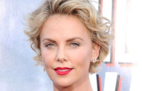 Charlize Theron is about to make you feel WAY better about getting older.