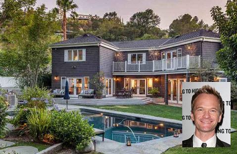 Neil Patrick Harris' $3 million Californian house is legen… wait for it… dary.
