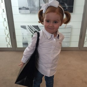 Roxy Jacenko's daughter Pixie