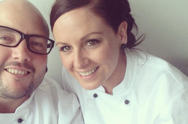My Kitchen Rules got this couple pregnant.