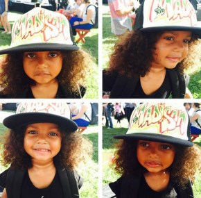 Mel B's daughter Madison